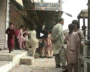 A short film on the settlements in Karachi that were studied